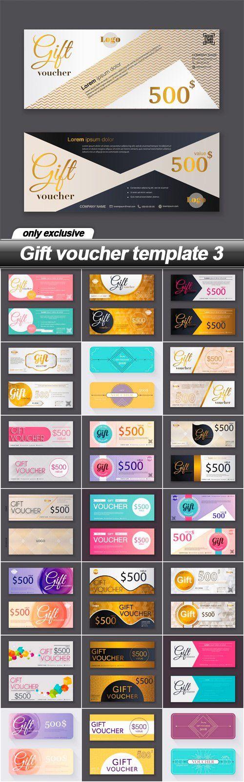 17 best ideas about gift voucher design gift gift voucher template 3