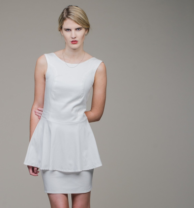 The White Alice Dress  Photographed by Pierre de Villiers  Worn by Simonne  http://marethcolleen.blogspot.com