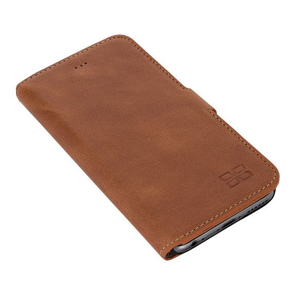 iPhone 6S Wallet Case iPhone 6 Leather Case by IstanbulLeatherShop
