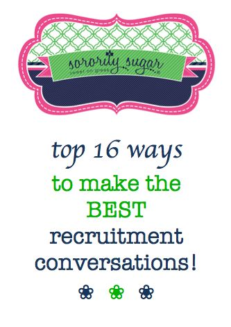 57 best Sorority Packets Sorority Scoop by SororityPackets - sorority recruitment resume
