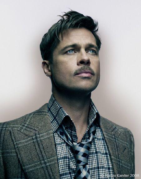 Brad Pitt: Nadavkander, Bradpitt, Brad Pitt, Actors, Celebrities, Portraits, People, Photo, Nadav Kander