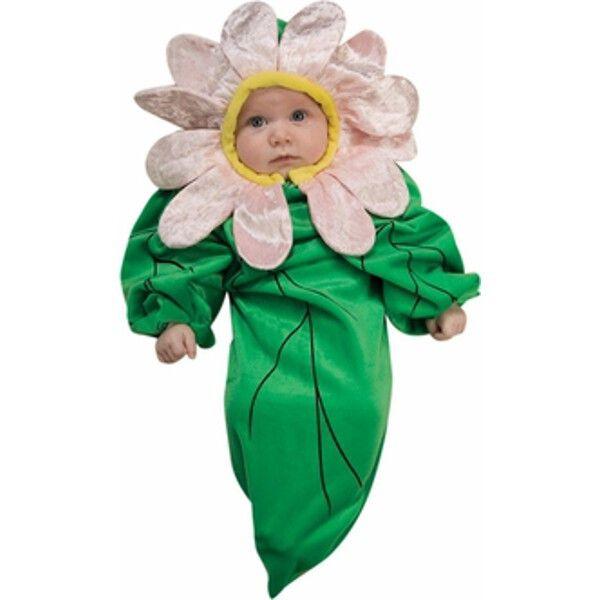 Baby Bunting Daisy Flower Costume