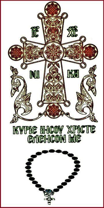 κύριε ιησού χριστέ ελέησον με---Lord Jesus Christ have mercy on me (Kyrie Eleison)
