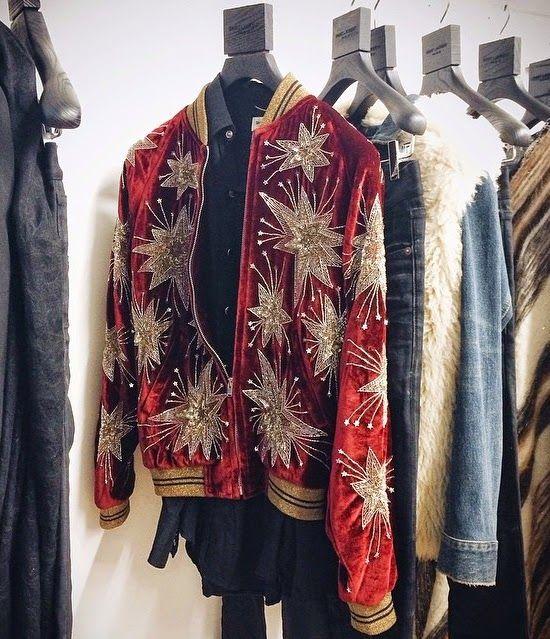 Silk bomber jacket 2015