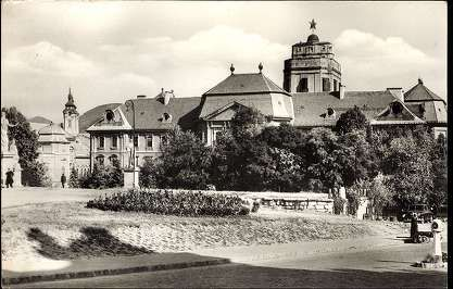 Eger, Pedagógiai Főiskola | Képcsarnok | Hungaricana