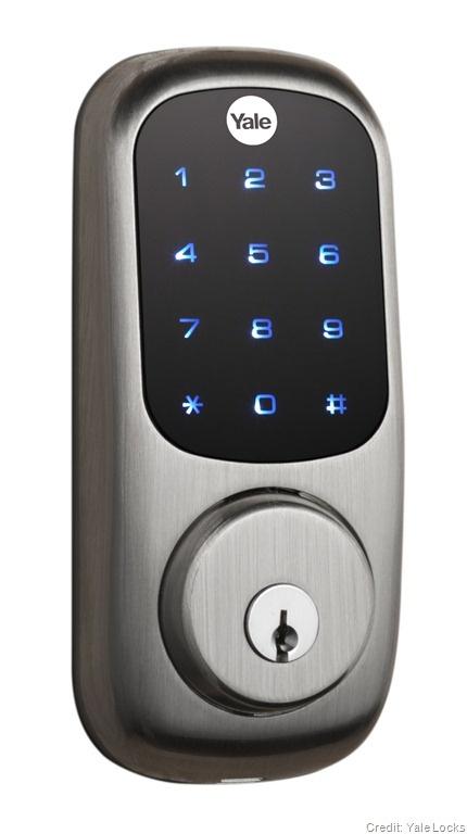 Ces2013 Yale Locks Announces Updates To Deadbolt Products