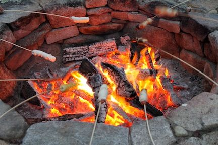 Snobrød is the most amazing Danish campfire tradition. I have been searching for this recipe for so long and finally remembered the name (in my sleep!). I can't WAIT to teach this to Manuel!