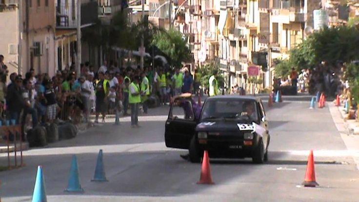 2° Gimkana Palio dei Comuni 29 giugno 2014 Misilmeri (Palermo) L'antepri...
