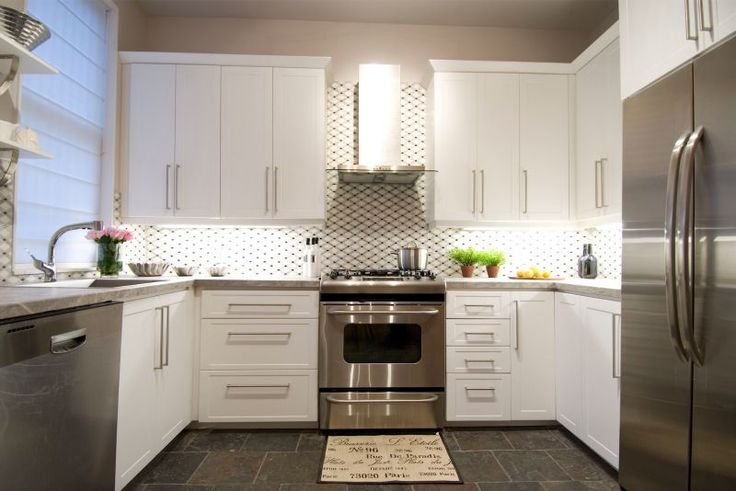 7 best kitchen reno images on pinterest mosaic tiles for Kitchen renovation return on investment
