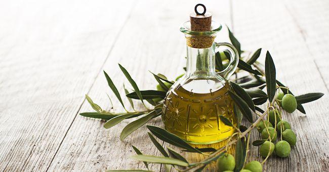 Olio d'oliva per la salute del cuore