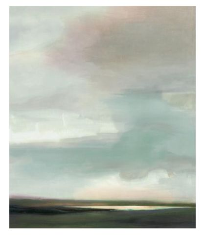 This dramatic landscape is without a doubt a great pick for someone with traditional taste, wanting to update their style. If you love this painting, this would be a great piece to work an entire room