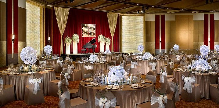 Weddings at Shangri-La's Far Eastern Plaza Hotel, Taipei.