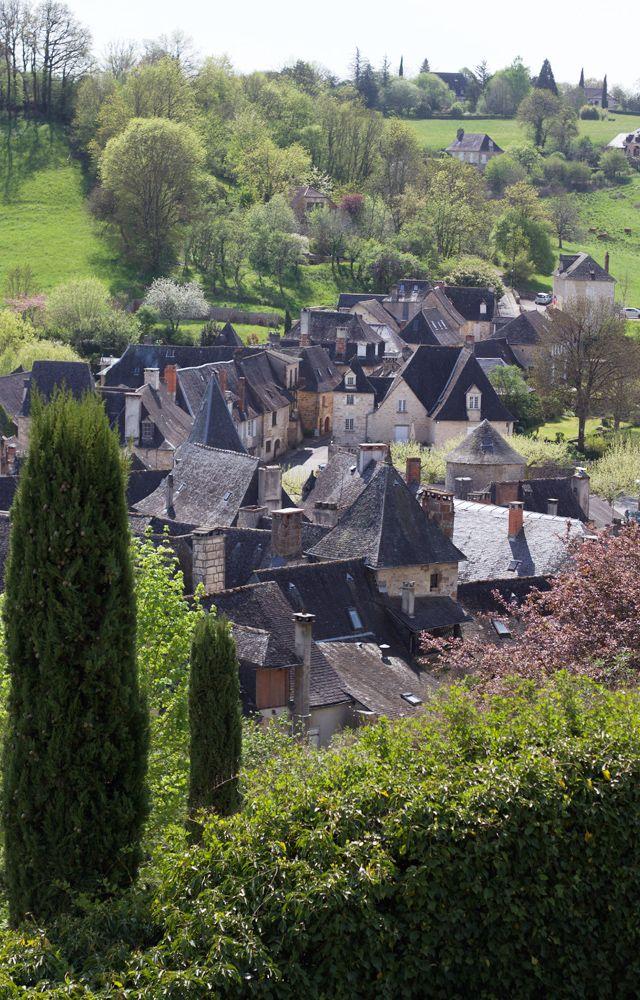 Turenne, Meyssac, Brive-la-Gaillarde, Corrèze, Limousin, France
