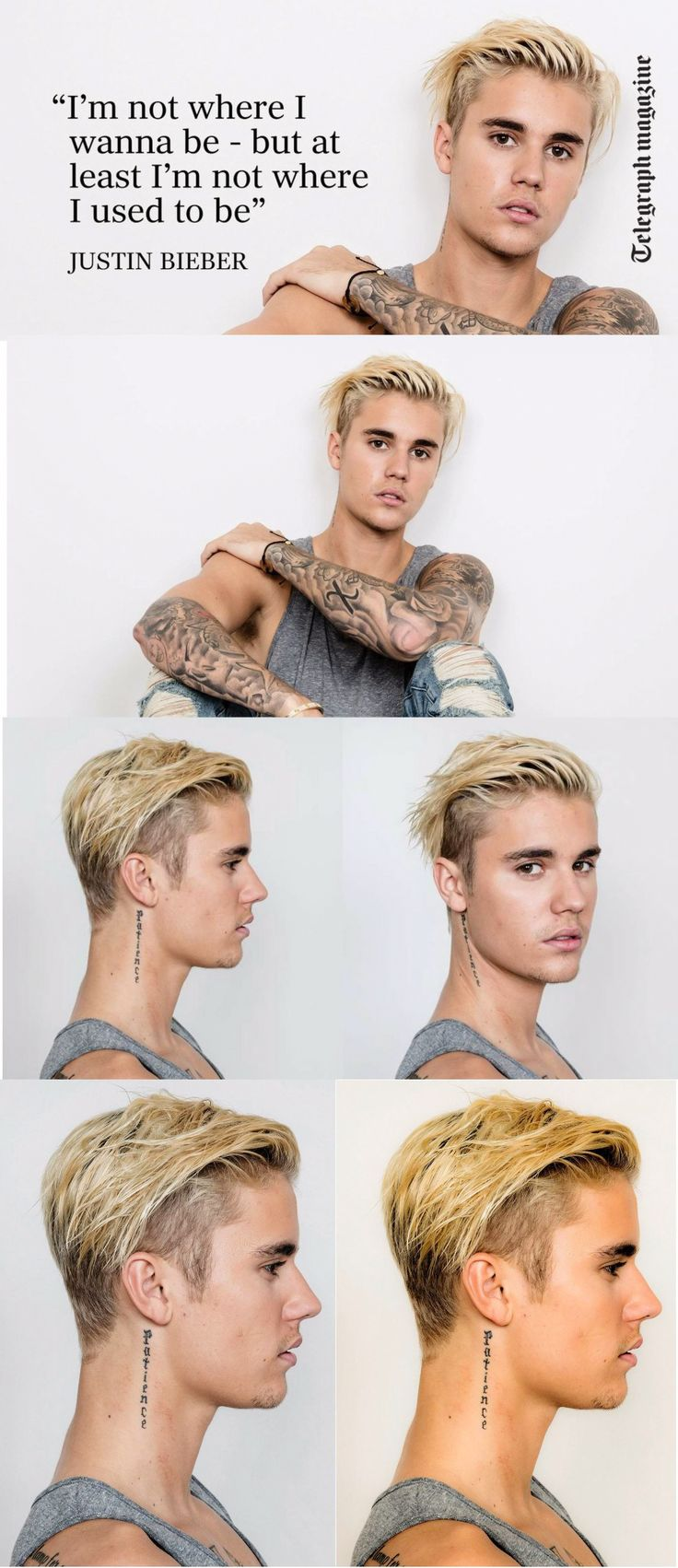 how to cut your hair like justin bieber 2015