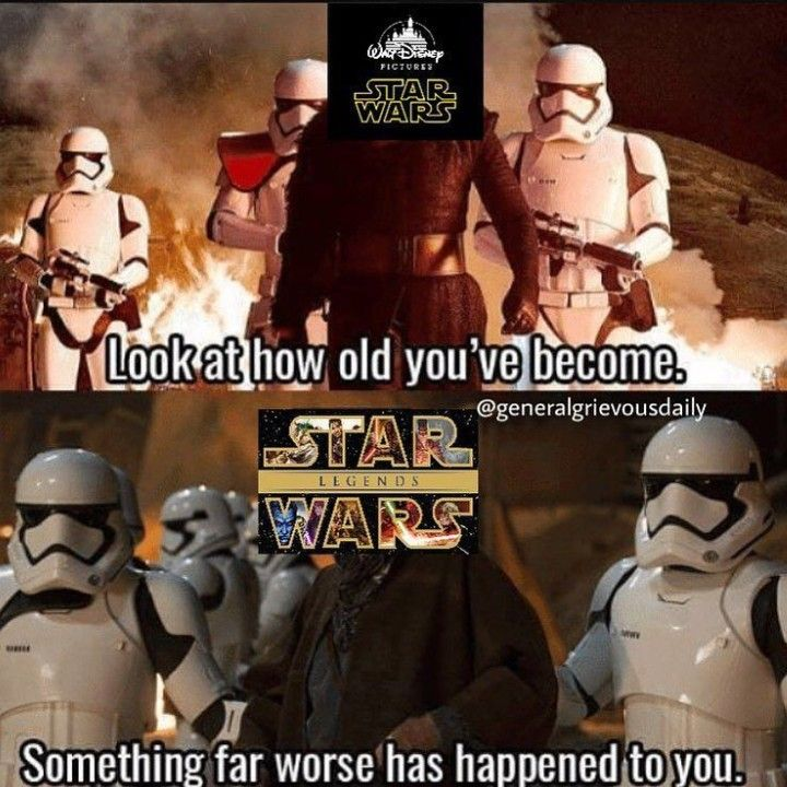 Legends All The Way Legends Are The Only Way Star Wars Comics Star Wars Facts Star Wars Humor