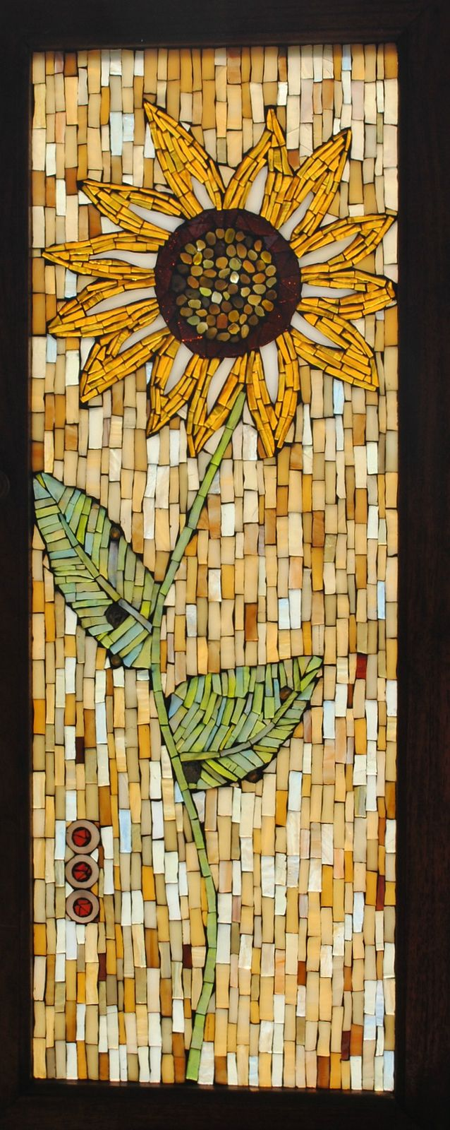 411 best Mosaic-Flowers images on Pinterest | Stained glass, Stained ...