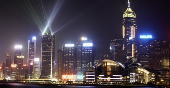 Hong Kong - leading light in incentive travel still