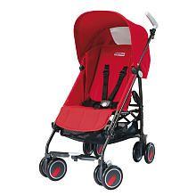 Peg Perego Pliko Mini Stroller - Fire