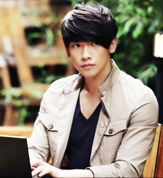 lovely! Rain Bi Jung Ji-hoon don't really crush on asians but this one is cute!