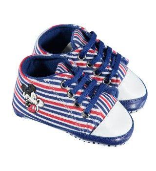 Disney Mickey Mouse Bebek Ayakkabısı