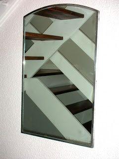 SKYSCRAPER CAPE TOWN - 20th CENTURY CLASSICS: Mid Century Chrome Surround Mirror