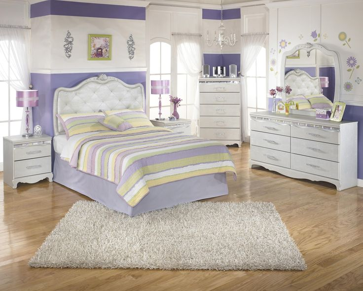 Prime Brothers Furniture Bay City: Zarollina Full Bedroom Group By Signature Design By Ashley