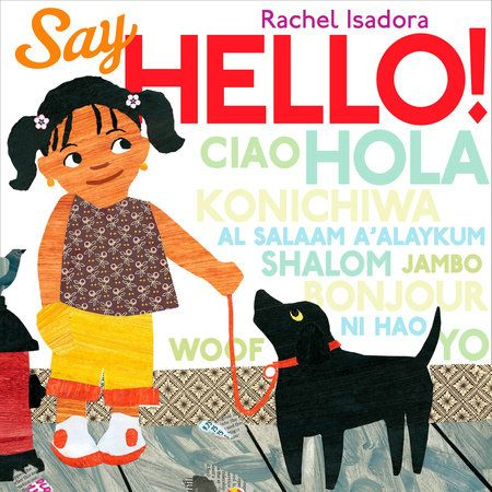 Carmelita loves to greet everyone in her colorful neighborhood. There are people from so many different cultures! They all like to say hello too, so now Carmelita can say hello in Spanish,...