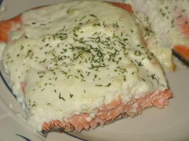 Baked Parmesan Trout Fillets. Photo by Acadia*