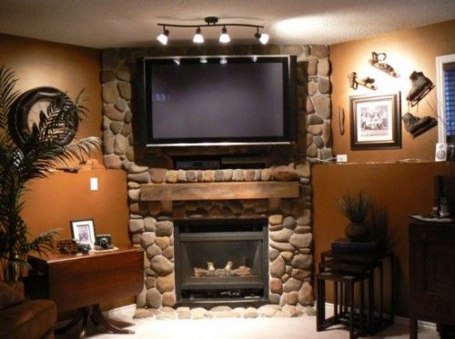 Corner Fireplace Ideas In Stone 9 best corner fireplaces images on pinterest | fireplace design