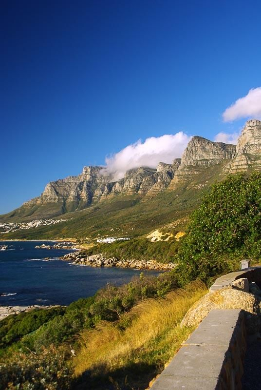 On the way to Cape Town, South Africa