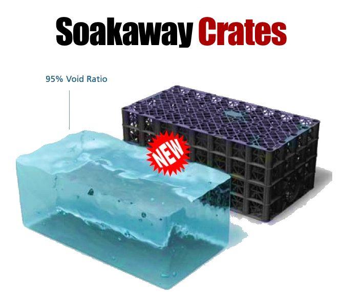 A Soakaway Crate