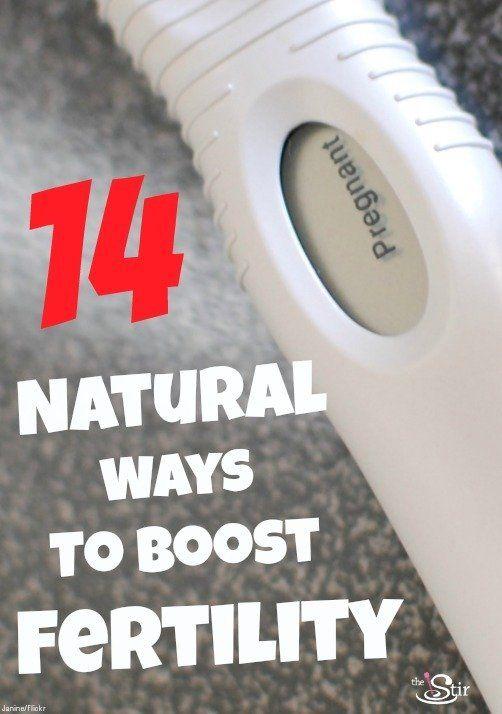 14 Ways to Boost Fertility -- Naturally (PHOTOS)