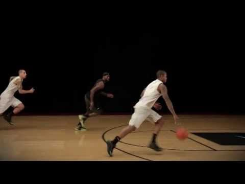 Nike Pro Answers   LeBron James   The Chase Down Block - YouTube