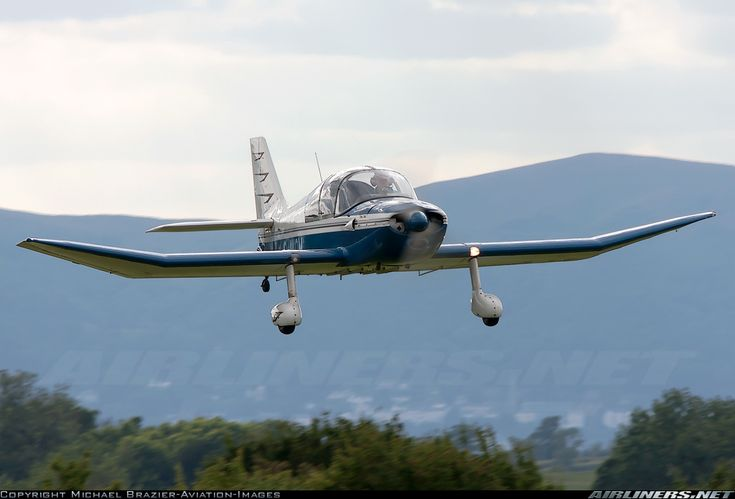 CEA Jodel DR221 Dauphin aircraft picture