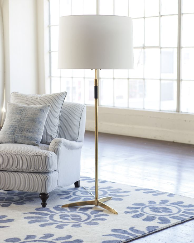 Check out the cole brass floor lamp and the rest of our unique lighting at serena and lily