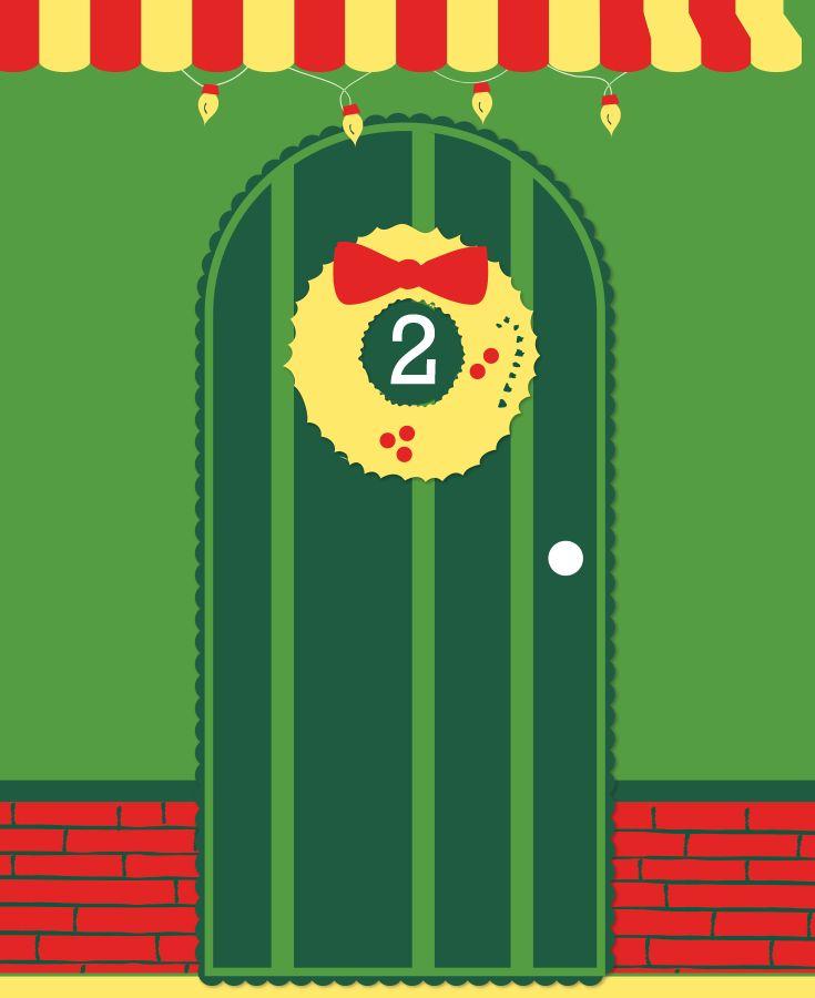 Day 2 - What's in store behind this Bene-door? #benesweetshoppe