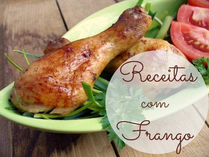 O Frango, aquela ave que tanto gostamos de cozinhar. É fácil, é barato, é bom. E por isso é um dos pratos preferidos de pequenos, de adultos e de idosos. E até se der ao cão para comer, ele não vai dizer não.