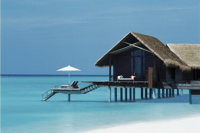 1000 id es sur le th me playas paradisiacas sur pinterest for Mejores resorts maldives