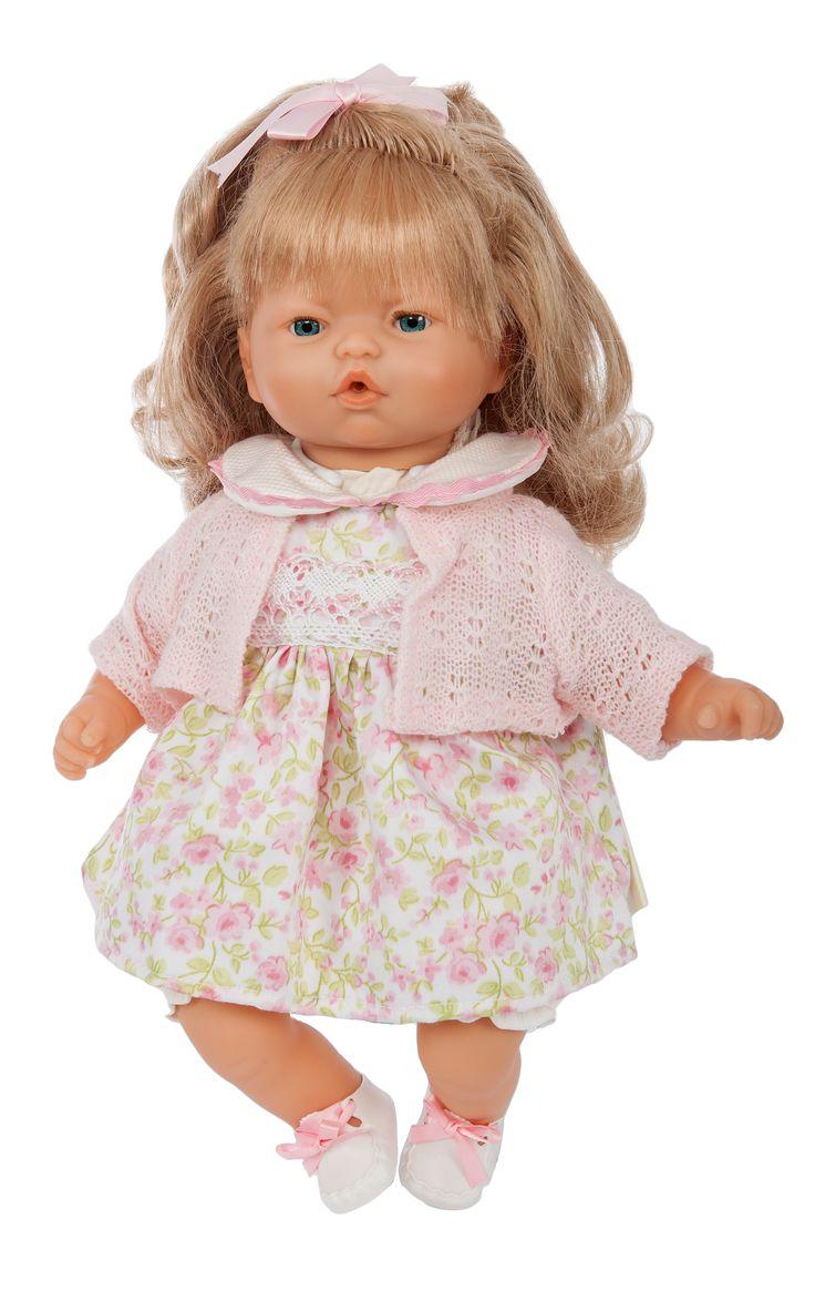 Maria (36 cm) #doll #muñeca #muñecabarrutoys #barrutoys