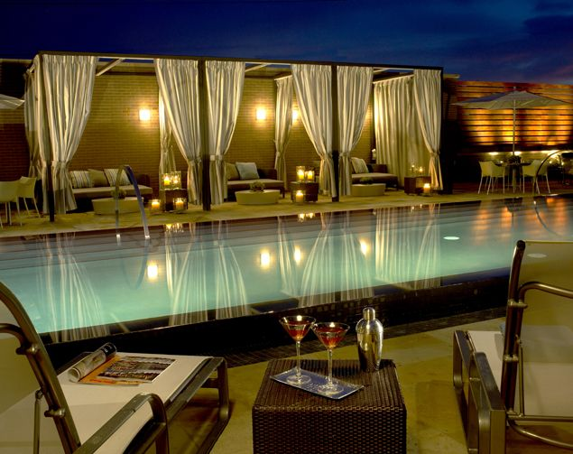 8 Fancy Pools in Dallas Where You Can Eat, Drink, and Lounge This Summer