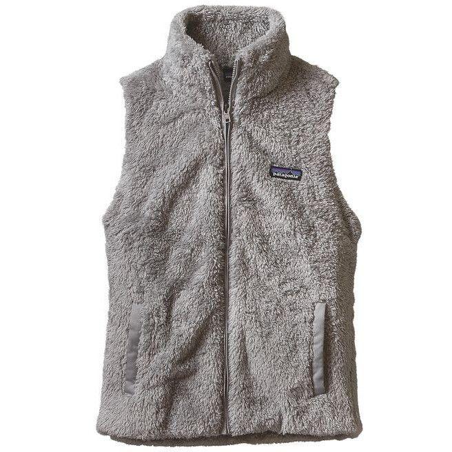 Patagonia Women's Los Gatos Fleece Vest- Drifter Grey