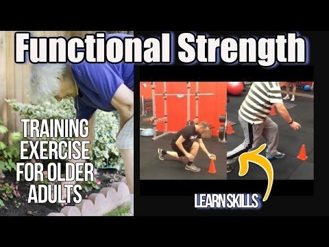 Enhancing Functional Strength & Movement Skills For Active Daily Living - YouTube