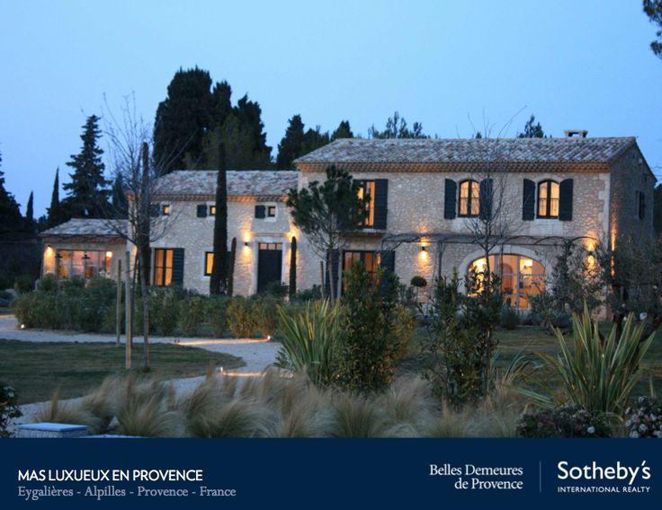 Brochures Propriété Juillet 2013 #Eygalieres #Sotheby's Realty #Provence #Alpilles
