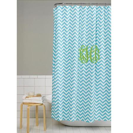 Curtains Ideas chevron curtains blue : 17 Best images about Shower curtains on Pinterest | Chevron shower ...