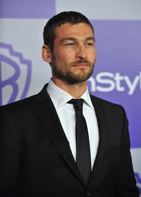 Andy Whitfield (July 17, 1971 - September 11, 2011)