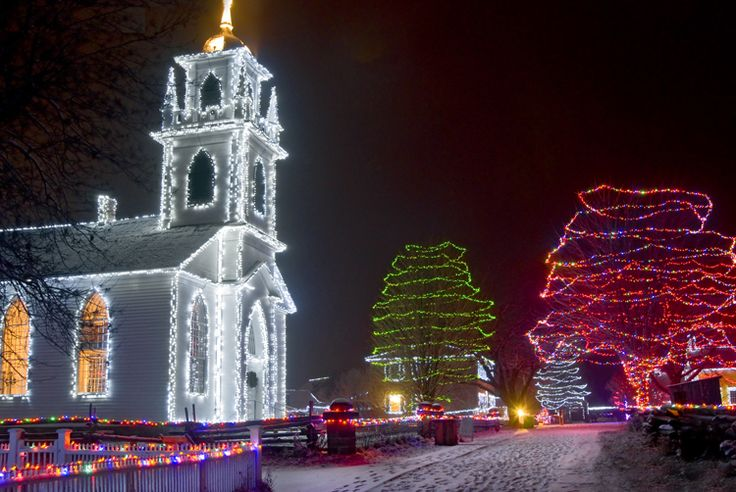 282 Best Christmas Lights Images On Pinterest
