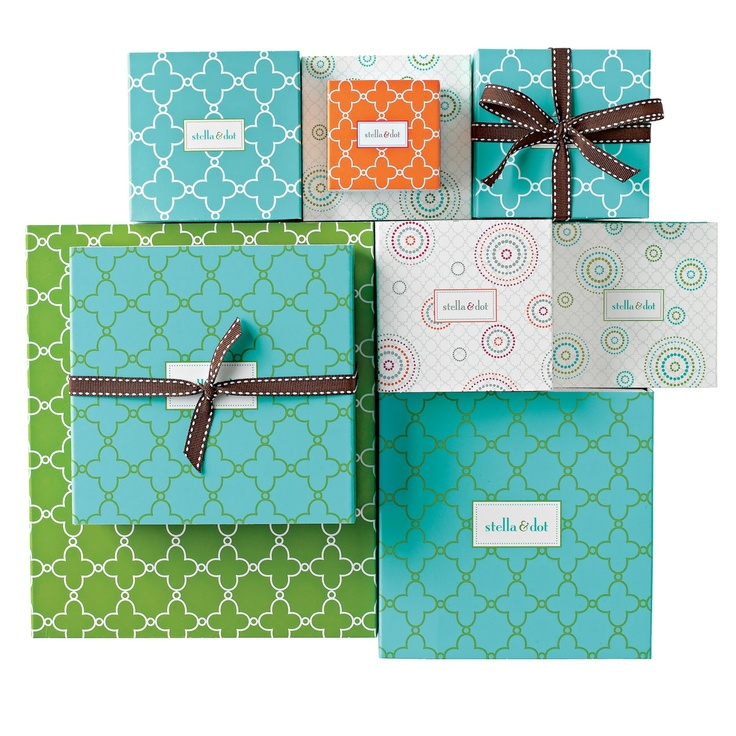 cute gift boxes!