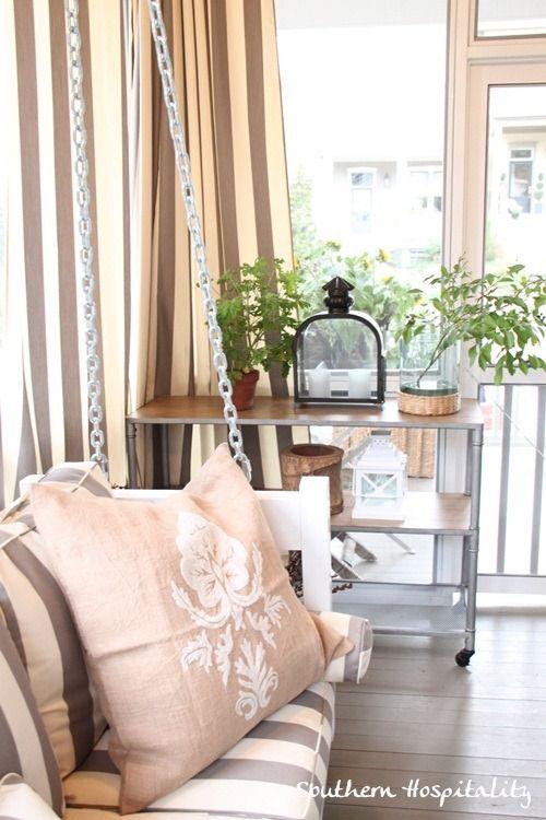 Ballard Designs House at Serenbe   Southern Hospitality