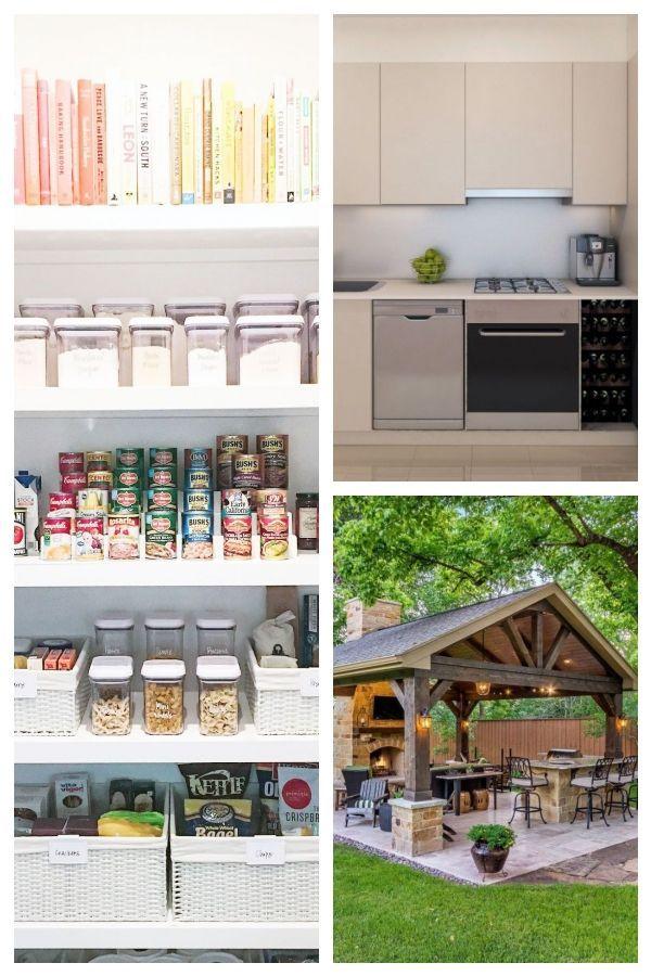 A Pro Shares 6 Ikea Kitchen Pantry Organization Ideas For Grammable Shelves Ikea Kitchen Pantry Kitchen Organization Pantry Ikea Kitchen Organization