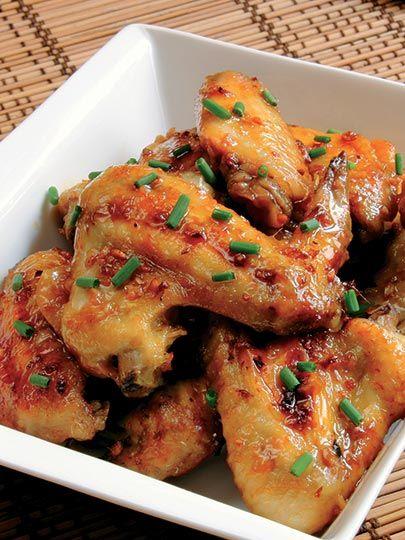 Fırında soya soslu tavuk Tarifi - Türk Mutfağı Yemekleri - Yemek Tarifleri